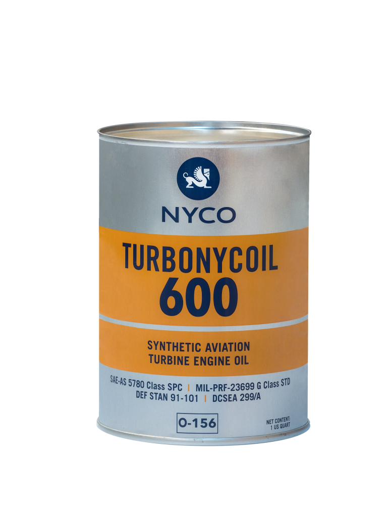 Turbonycoil 600 - NYCO huile turbine